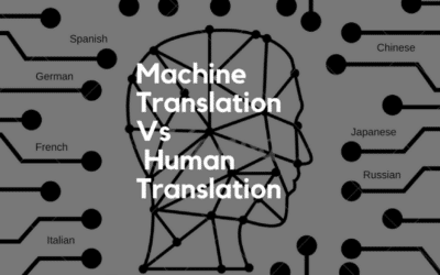 Difference between Machine translation and Human translation